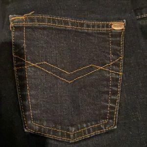 """Mavi """"504 Minnie"""" bootcut slim jeans 27/32"""